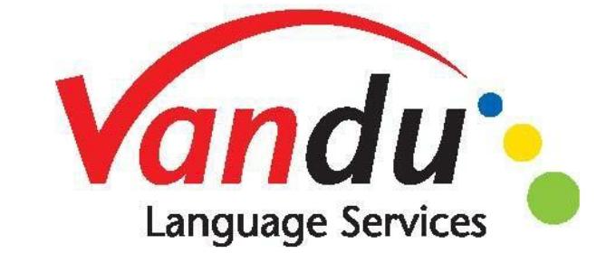 Vandu Logo r